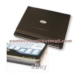 Us seller, Full Digital Portable Laptop B-ultrasound Scanner Machine+2 Probes