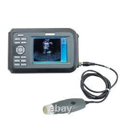VET Digital Handheld Veterinary Ultrasound Scanner Machine for Pregnancy Animal