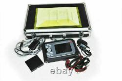 VET Handheld Digital Veterinary Ultrasound Scanner+Rectal Probe CowithPig/Cat Use