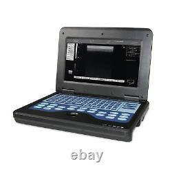 VET Portable laptop machine Digital Ultrasound scanner animal CMS600P2 4 probes