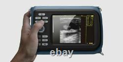 Vet Medical Portable Handheld Digital Ultrasound Scanner Rectal Probe forAnimal