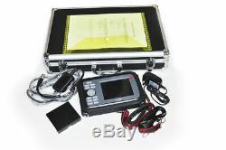 Vet Portable Handheld Digital Ultrasound Scanner Rectal Probe Animal Medical USA