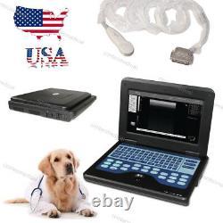 Vet Ultrasound machine Laptop Veterinary ultrasound Scanner + Micro Convex Probe