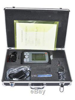 Veterinary Digital Handheld Ultrasound Scanner Animal Rectal Probe with Belt New