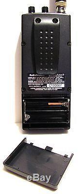 Vintage Radioshack Pro-85 Handheld Portable Digital Analog Scanner + Pouch