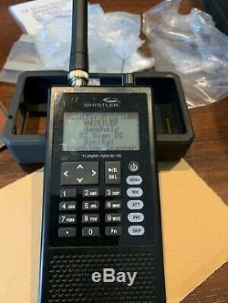 WHISTLER TRX-1 Handheld DMR/MotoTRBO Digital Trunking Scanner