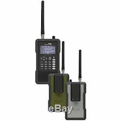 WHISTLER TRX-1 Handheld DMR/MotoTRBO(TM) Digital Trunking Scanner