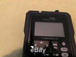 WHISTLER TRX1 Handheld, Digital Scanner - UPDATED 8-6-20