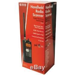 WHISTLER WHIWS1040B Whistler Digital Handheld Scanner