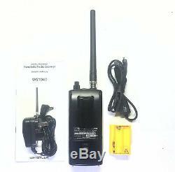 WHISTLER WS1040 Digital Apco P25 Handheld Scanner