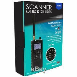 WS1088 Digital Handheld Scanner Radio