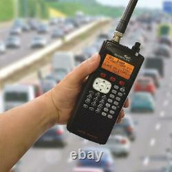Whistler Digital Hand-Held Scanner AGC Radio Group Arrange Outdoor Electronics