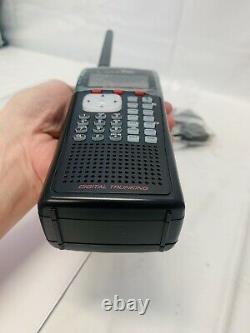 Whistler Digital Handheld Radio Scanner WS1040