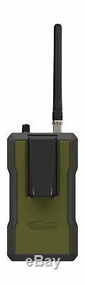 Whistler Handheld Digital Scanner Radio 2 Way Zip Code Programming Black TRX 1