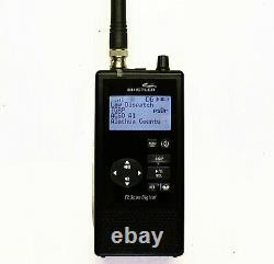 Whistler Handheld EZ Digital Scanner WS1080