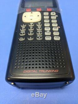 Whistler Model WS1040 Handheld Digital Trunking Scanner Radio New In Factory Box