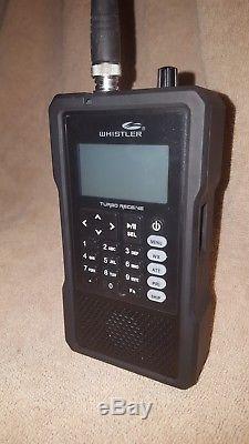 Whistler TRX-1 Digital/Analog Scanner Handheld DMR TRBO P25-PI/II EZ Scan