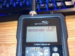 Whistler TRX-1 Digital Handheld Scanner DMR TRBO P25-PI/II Radio And SDR Radio