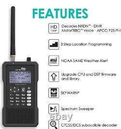 Whistler TRX-1 Digital Handheld Scanner Radio