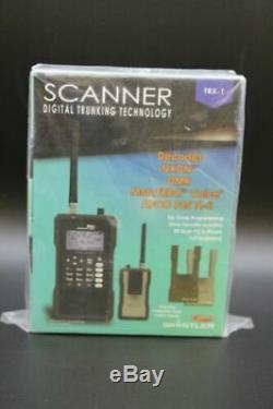 Whistler TRX-1 Digital Handheld Scanner Radio NIB