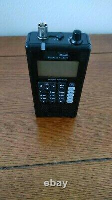 Whistler TRX-1 Digital Handheld Scanner Radio in great working condition