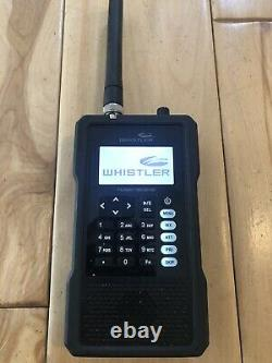 Whistler TRX-1 Digital Scanner Radio Handheld Trunking Self Programming