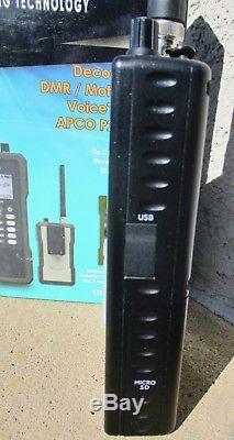 Whistler TRX-1 Digital Trunking Technology Handheld Scanner -decodes DMR/MotoTRB