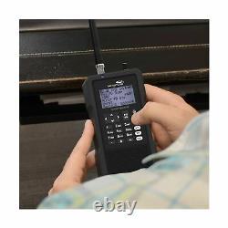 Whistler TRX-1 Handheld Digital Scanner Radio Black