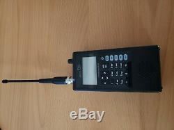 Whistler TRX-1 Portable/Handheld Digital Scanner