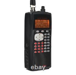 Whistler WS1040 Digital Handheld Scanner Black