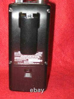 Whistler WS1040 Digital Handheld Scanner Black -Brand New