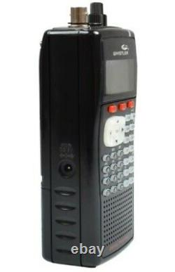 Whistler WS1040 Digital Handheld Scanner Black with innovative features BRAND NEW