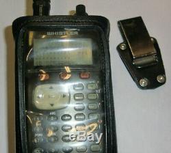 Whistler WS1040 Digital Handheld Scanner DigitaL Trunking