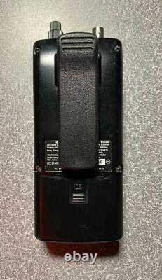 Whistler WS1040 Digital Handheld Trunking Scanner, car plug, upgraded belt clip