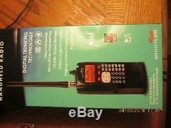 Whistler WS1040 Digital Trunked Handheld Scanner, New, Still in the box