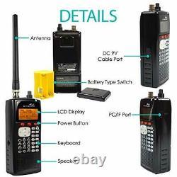 Whistler WS1040 Handheld Digital Scanner Radio