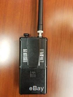 Whistler WS1080 Handheld Digital Truncking Scanner Radio /PC INTERFACE