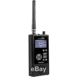 Whistler WS1080 Handheld Digital Trunking Scanner (Black) CB Radios Scanners