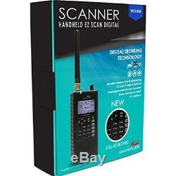 Whistler WS1088 Handheld Digital Scanner Radio CB Radios Scanners Navigation