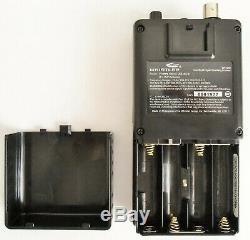 Whistler Ws1088 Digital Handheld Ez Scan Police Scanner Wonderful Condition